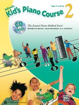Kids Piano Course 2