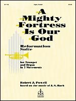 MIGHTY FORTRESS IS OUR GOD, A (W/ORGAN)