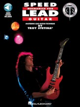 Speed Mechanics For Lead Guitar (Cd)