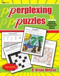 PERPLEXING PUZZLES