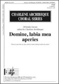 Domine Labia Mea Aperies