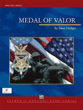 Medal of Valor: 3rd B-flat Clarinet