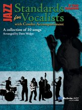 Jazz Standards For Vocalists (Tenor Sax)