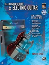 Beginners Guide To Electric Guitar (Bk/C