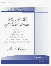 BELLS OF CHRISTMAS, THE (4 PIANOS)