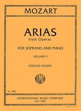 ARIAS FROM OPERAS VOL 2