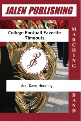 College Football Favorite Timeouts