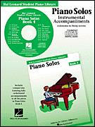 Piano Solos Bk 4 (Cd)