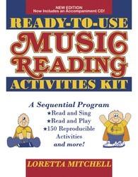 READY TO USE MUSIC READING ACTIVITIES KI