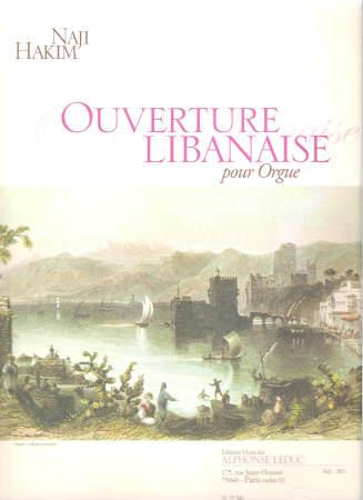 OUVERTURE LIBANAISE