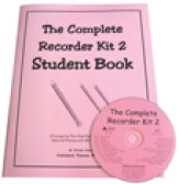 Recorder Resource Kit 2-Student (Bk/Cd)