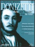 Donizetti Arias For Tenor (Bk/Cd)