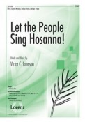 Let The People Sing Hosanna