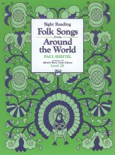 Sight Reading Folk Songs Lev 1b