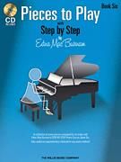 Pieces To Play W/Step By Step Bk 6 W/CD