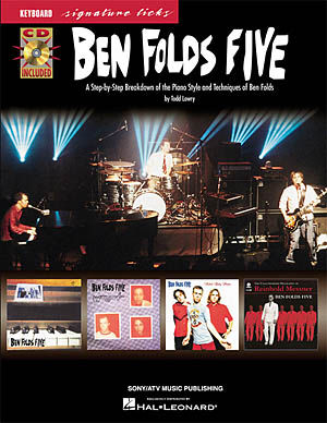 Ben Folds Five Keyboard Signature Licks