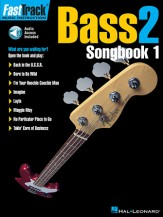 Bass 2 Songbook (Bk/Cd)
