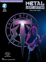 Heavy Metal Lead Guitar Vol 1 (Bk/Cd)