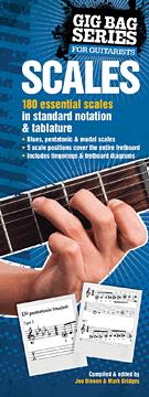 Gig Bag Book of Scales For All Guitaris