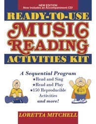Ready To Use Music Reading Activities Ki