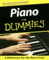 Piano For Dummies (Bk/Cd)