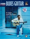Beginning Acoustic Blues Guitar (Bk/Cd)