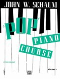 Pop Piano Course Vol 1