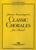 Classic Chorales For Band (Clr 1&2)