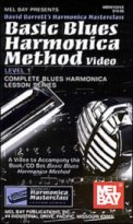 Basic Blues Harmonica Method Video