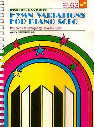 Hymn Variations For Piano Solo (Wfs63)