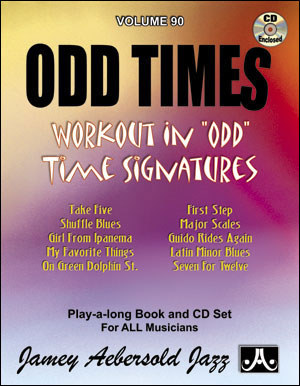 Odd Times Vol 90 Workout In Odd Time Sig