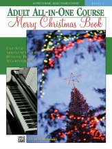 Adult All-In-One Merry Christmas Book 1