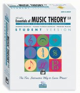Essentials of Music Theory/Sftwr/Stu/Com