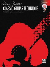 Classic Guitar Technique Vol 1 (Bk/Cd)