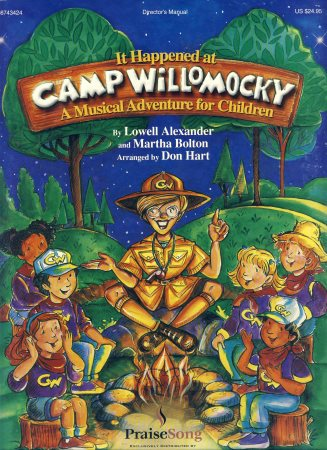 It Happened At Camp Willomocky