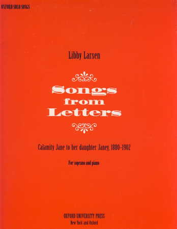 SONGS FROM LETTERS
