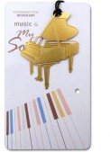 Bookmark: Grand Piano