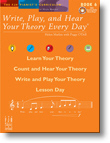 Write Play and Hear Your Theory Bk 6