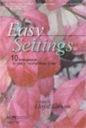 Easy Settings: 10 Arrangements For SAB/2