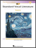 Standard Vocal Literature (Bk/Cd)