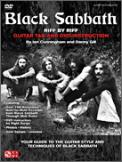 Black Sabbath Riff By Riff (W/Tab & Dvd)