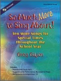 So Much More To Sing About (Bk/Cd)