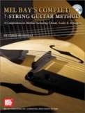 Complete 7-String Guitar Method (Bk/Cd)