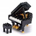 Nanoblock: Grand Piano (Black)