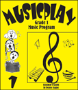Musicplay Grade 1 Music Program (Bk/4cds
