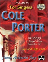 Cole Porter For Singers Vol 117