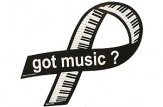 Ribbon Magnet: Got Music Keyboard