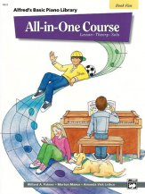 All-In-One Course Bk 5