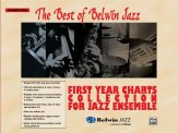Best of Belwin Jazz First Year Chart Set