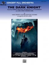 Dark Knight, Suite From (Orch)